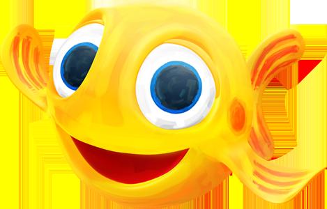 Znalezione obrazy dla zapytania rybka