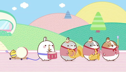 Molang 2 - Fanfary - odc. 23
