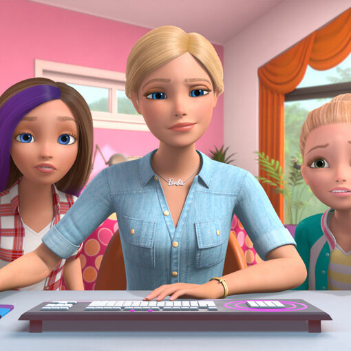 Barbie: Dreamhouse Adventures 2