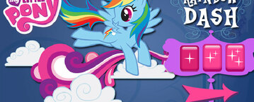 My Little Pony - Rainbow-Dash