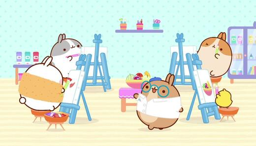 Molang 3 - Sweter - odc. 47