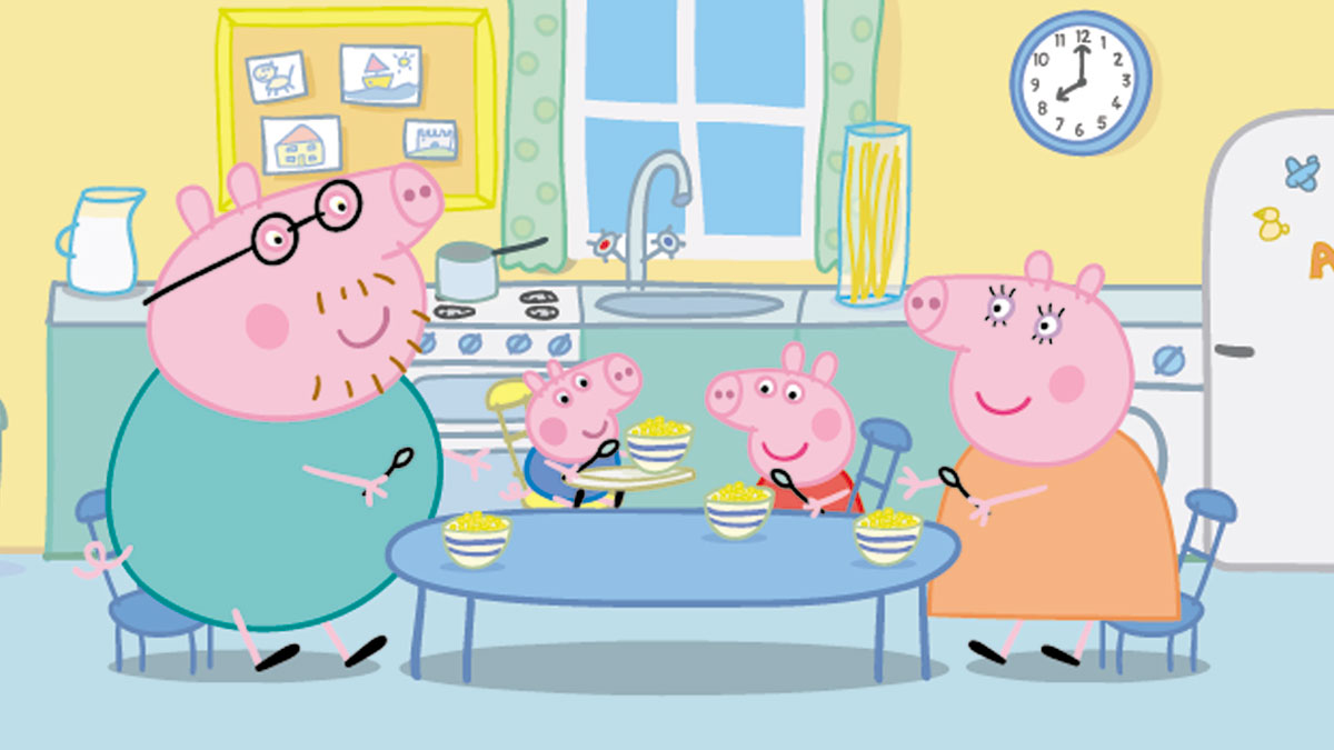 Peppa - Puzzle