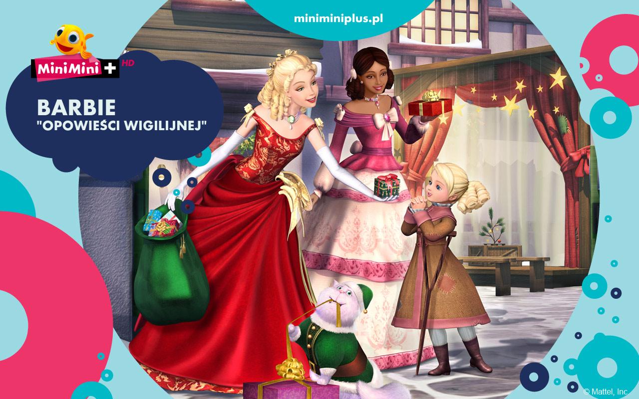 Смотреть мультфильмы барби про новый год