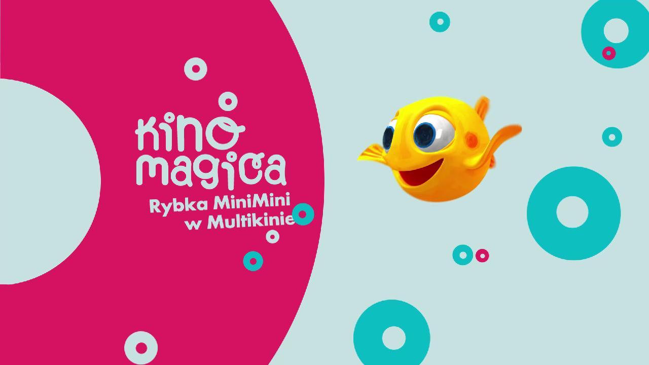 Kinomagica Interaktywne Show Z Rybką Minimini Minimini